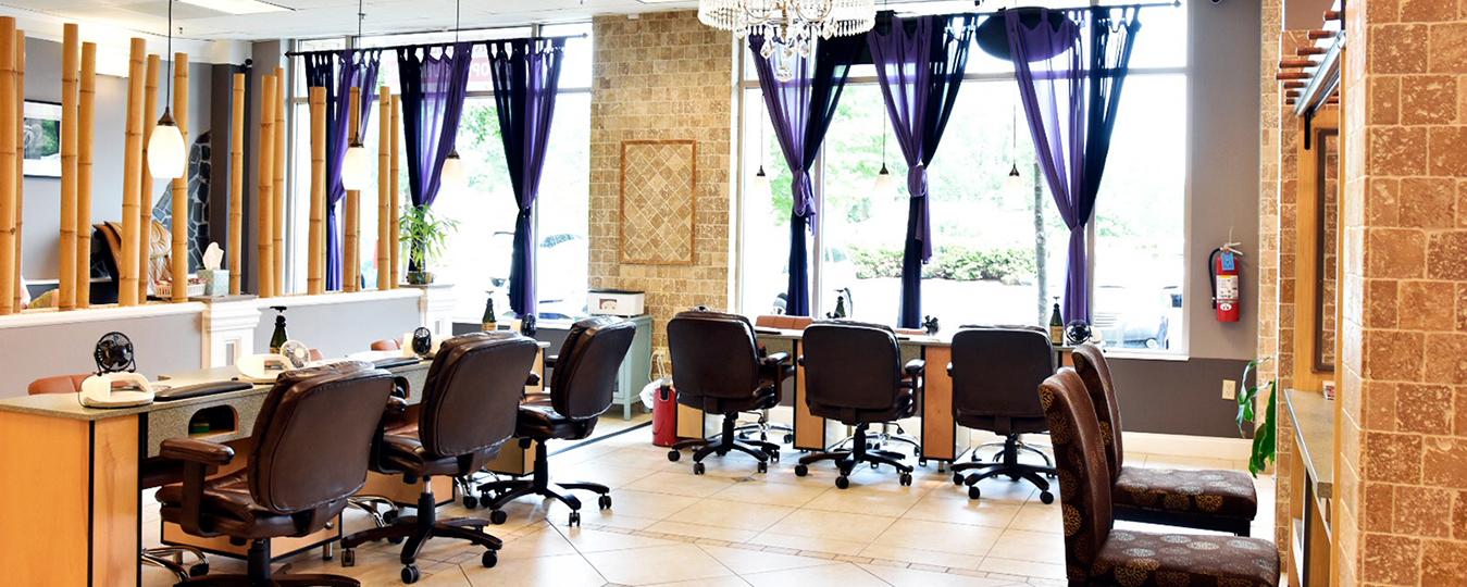 Luxury Nail Spa - Nail salon in Durham, NC 27705